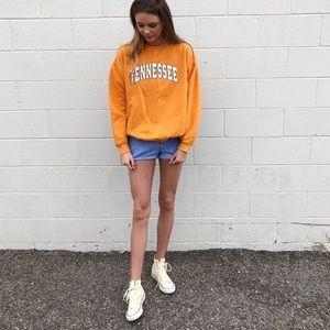 Unisex Tennessee Orange Sweatshirt
